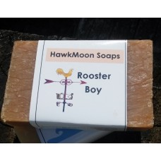 Rooster Boy Soap